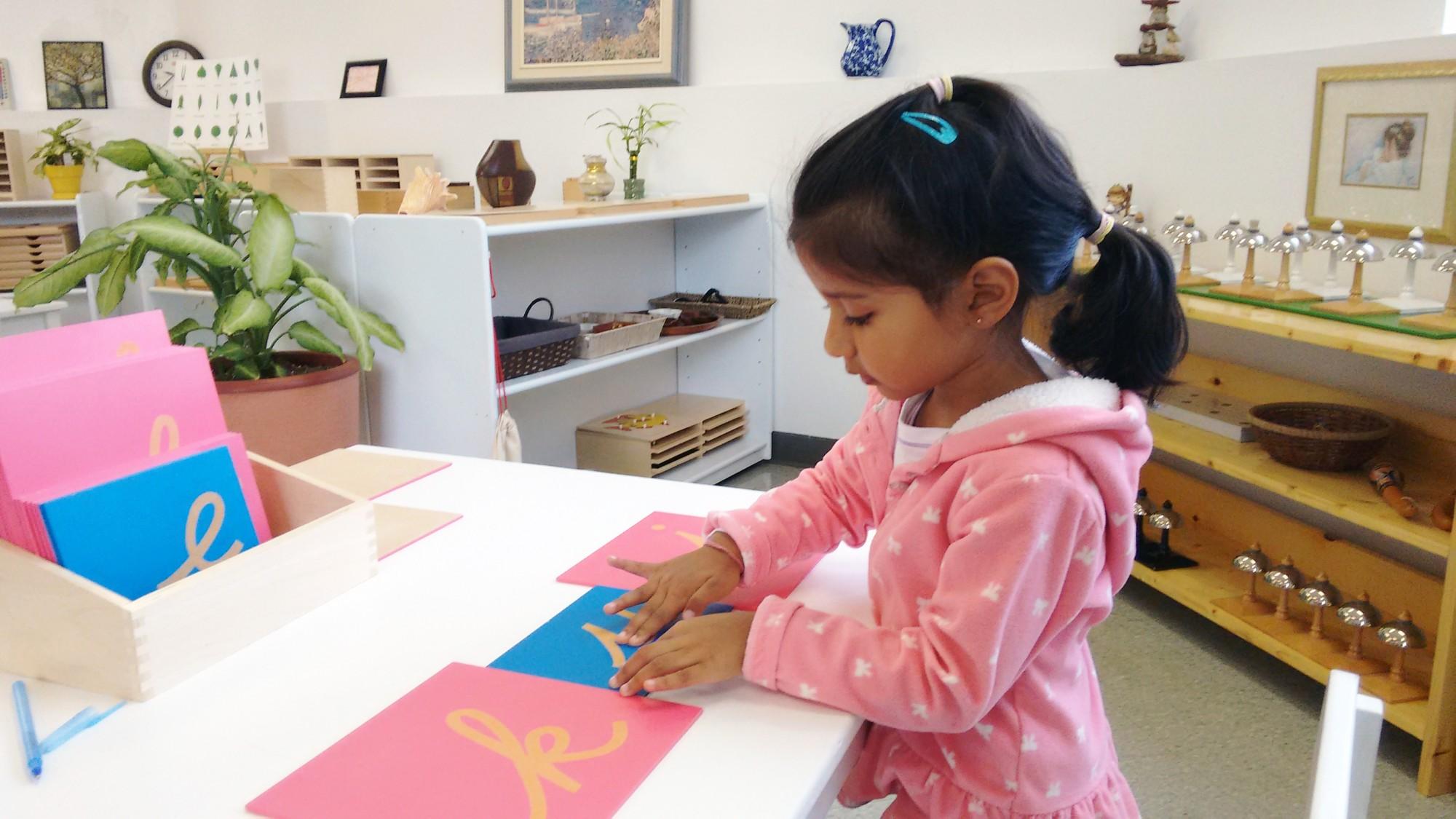 Kriya making letters